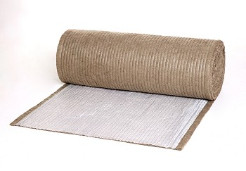 Рулонный базальтовый материал с обкладкой